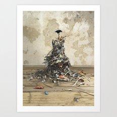 Net Worth Art Print