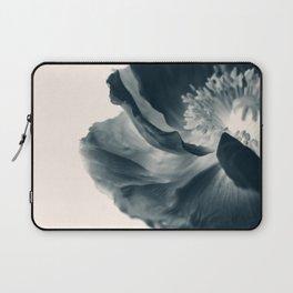 Cyan Poppy #1 Laptop Sleeve