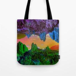 Garden of The Gods Multiverse Tote Bag