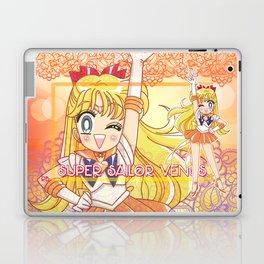 Chibi Super Sailor Venus Laptop & iPad Skin