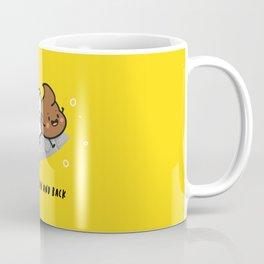 Poop & Toilet paper Coffee Mug