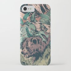 Remix of bear iPhone 7 Slim Case