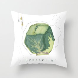Brusselin Throw Pillow