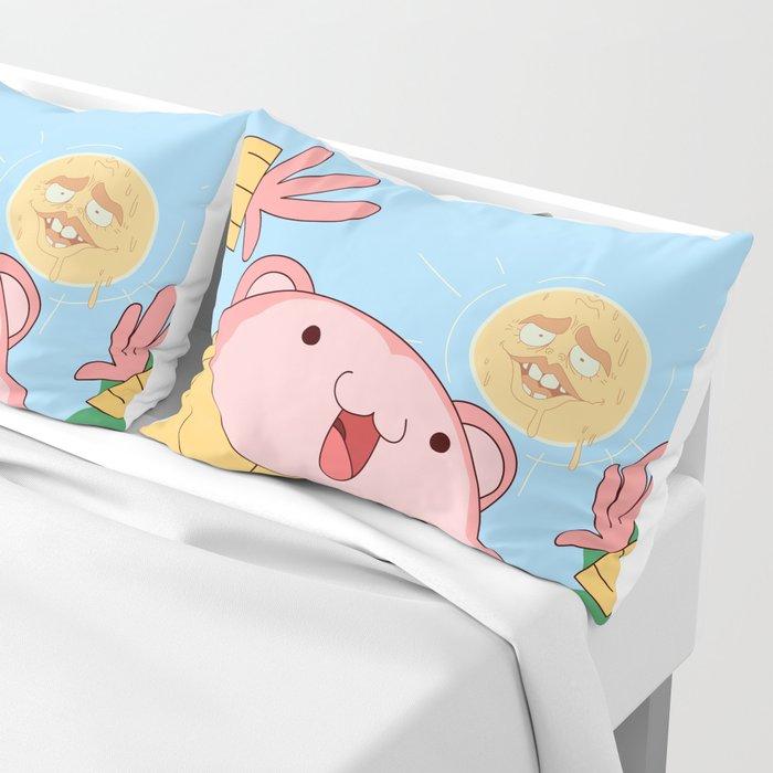 My name is Peepoodo Pillow Sham