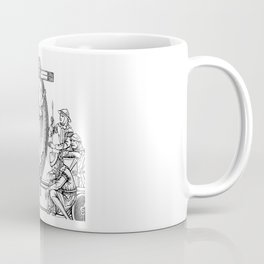 Resurrection II - white bkg Coffee Mug