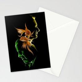 My Goldfish Stationery Cards