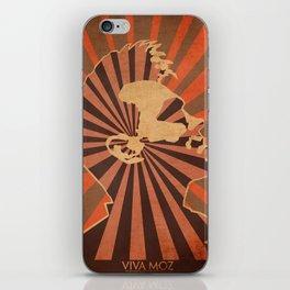 Viva Moz iPhone Skin
