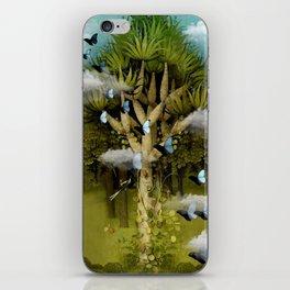 """The Bosch Spring"" iPhone Skin"