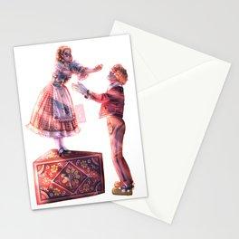 Chitty Chitty Bang Bang - Doll on a Musicbox Stationery Cards