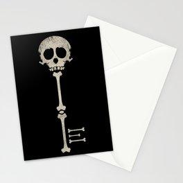 Skeleton Key Stationery Cards