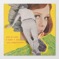 bon iver Canvas Prints featuring Bon Iver by Josh LaFayette