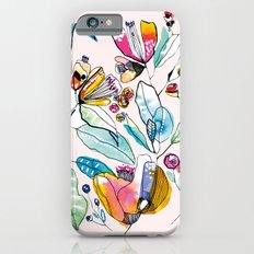 Flowers in the Wind iPhone 6s Slim Case