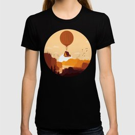 Flying House T-shirt