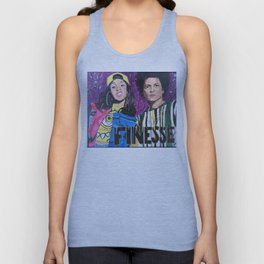 Finesse Unisex Tank Top