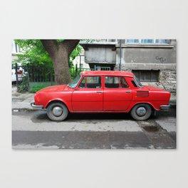 2010 - Eastern Block Ferrari Canvas Print