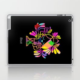 iBeat Laptop & iPad Skin