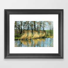 recovery Framed Art Print