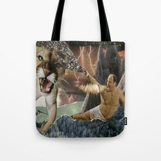 CANTSTANDYA: The Wrath of George Costanza Tote Bag