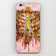 Dripping Bone iPhone & iPod Skin