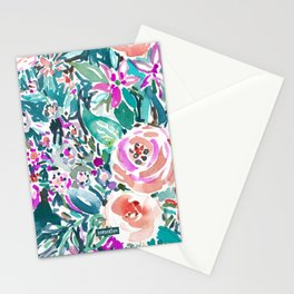 TROPICAL TREK FLORAL Stationery Cards