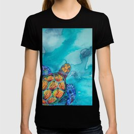 Rainbow Turtle T-shirt