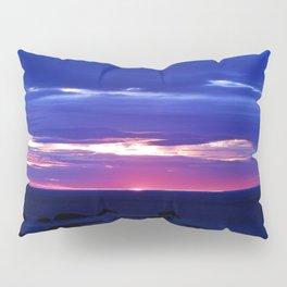 Dusk on the Sea Pillow Sham