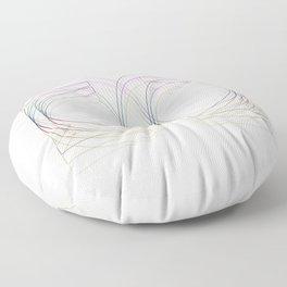 S-ymbolism Floor Pillow