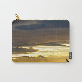 Sea sunset landscape Carry-All Pouch