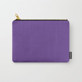 Deep Ultra Violet 2018 Fall Winter Color Trends Carry-All Pouch