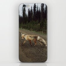 Fox Trot iPhone & iPod Skin