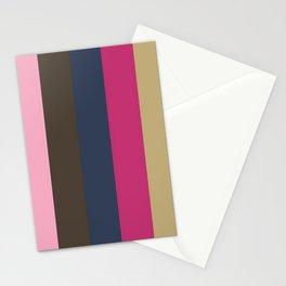 SENTIMENT:(S)epia (E)cru (N)adeshiko Pink (T)aupe (I)ndigo (M)agenta (E)cru (N)adeshiko Pink (T)aupe Stationery Cards