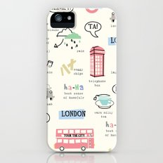 Tour Of London iPhone (5, 5s) Slim Case