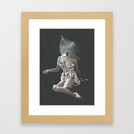 Edge Of Seventeen  Framed Art Print