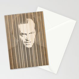 All work and no play makes Jack a dull boy Stationery Cards