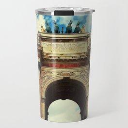 Arc de Triomphe du Carrousel Travel Mug