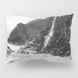 DON'T GO JASON WATERFALLS IN WALES Pillow Sham