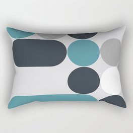 Domino 02 Rectangular Pillow