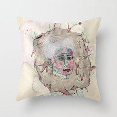 Nudo Throw Pillow