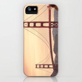 Golden Gate Bridge (San Francisco, CA) iPhone Case