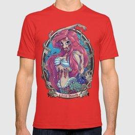 Zombie Little Mermaid T-shirt