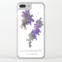 Matisse Inspired   Becoming Series    Serendipity Clear iPhone Case
