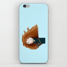 Merida Kokeshi Doll iPhone & iPod Skin
