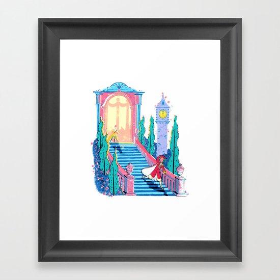 Cinderfella Framed Art Print