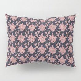 Ratking Flowers [Violet] Pillow Sham