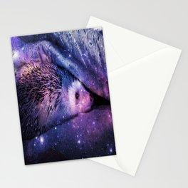 Hedgehog Sofi Stationery Cards