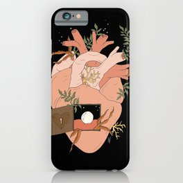 Depths of the Heart iPhone Case