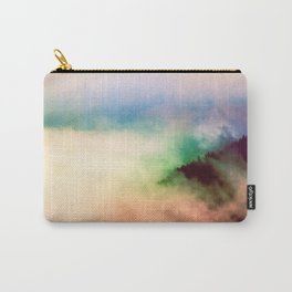 Ethereal Rainbow Clouds - Nature Photography Carry-All Pouch