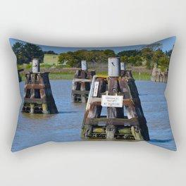 government property Rectangular Pillow