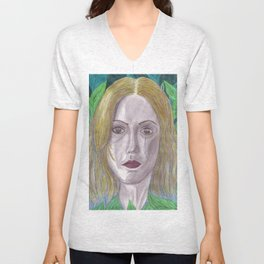 Tears of Gaia Unisex V-Neck