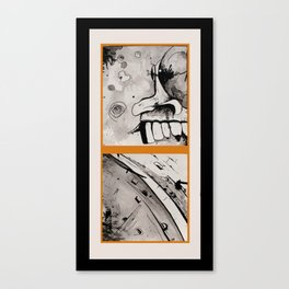 DEUCE Canvas Print